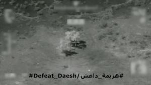 OIR Strike on Daesh Personnel