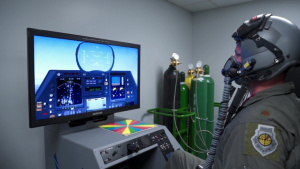 325th Medical Group resumes crucial aircrew training at Tyndall AFB
