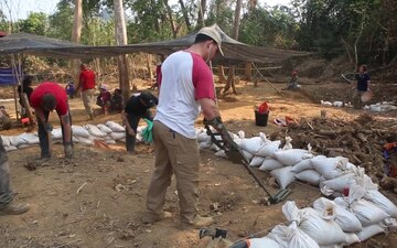 DPAA conducts recovery mission in Laos