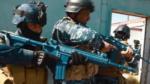 Iraqi Federal Police Training