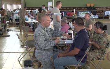 Iowa Air Guard Airmen bring healing waves of hope in Puerto Rico