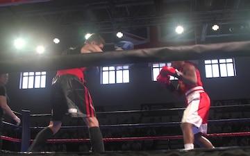 Royal Sports Tour 2019 Boxing Match