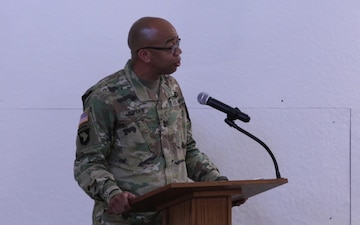 Legal Command Change of Command