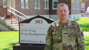 Brig. Gen. Mammen's Message to Deployed Members