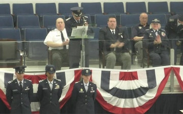 Civil air Patrol Graduation at RTC