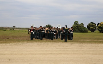 BLT,1/4 Marines Participate in One Year Anniversary