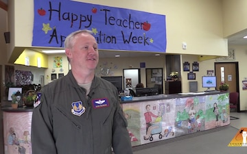 Base says 'Thank You' to Child Care Providers