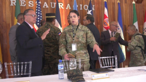 U.S. Army South conducts multinational humanitarian assistance/disaster relief exercise for the Dominican Republic