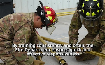 Fire Department Rescue Training