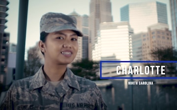 60sec Hometown Airman-Charlotte