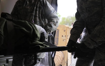 EMEDs / Patient Care - expeditionary medical support (JTF-CS/DCRF)