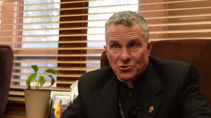 Archbishop Broglio Visits Ellsworth AFB