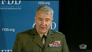 Centcom Commander Discusses Revitalizing America's Military