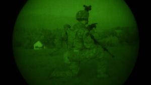 USAREUR Best Warrior Night Urban Operations