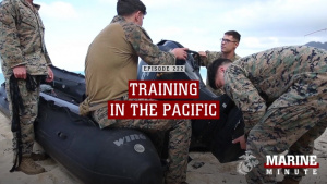 Marine Minute: Training in the Pacific