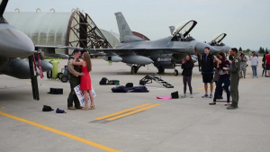 510th Fighter Squadron Returns to Aviano