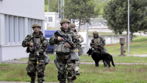 Ramstein Airmen Respond to Simulated Bomb Threat