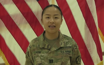 Cpt. Myan Pham Mother's Day Greeting