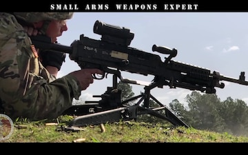 Small Arms Weapons Expert Course - National Guard Marksmanship Training Center