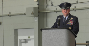 492nd Change of Command