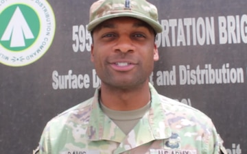 Mother's Day Greeting 1st Lt. Davis