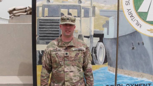 Mother's Day Greeting Lt. Col. Terpstra