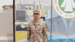 Mother's Day Greeting SPC Marquez