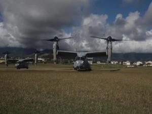 11th MEU lands at Marine Corps Base Hawaii