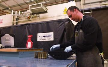 100th MXS - Non-Destructive Inspection innovation
