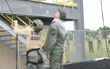 Oklahoma Guardsmen Complete Narcotics Course with Local and Federal Agencies