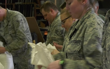 New York National Guard Responds to Lakeshore Flooding