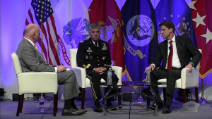 Cybercom Commander Discuss Unified Efforts