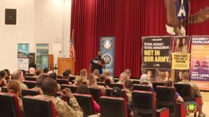 Army SHARP Spoken Word Artist