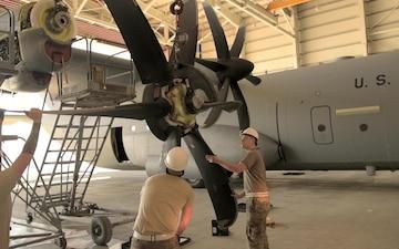 Hercules Engine Swap