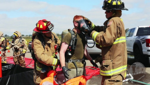 Don't Fret the Threat: MCAS Miramar first responders conduct full-scale exercise
