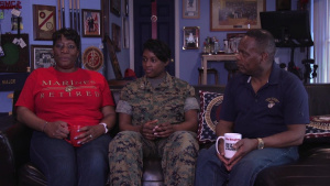 Marine Corps Legacy Featherson family
