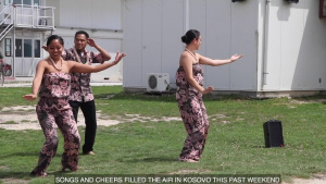 KFOR Soldiers experience Pacific Islander culture