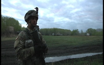 1LT Seth Gilman Discusses the Importance of Exercise Maple Resolve 19-01
