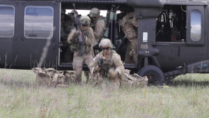 173rd IBCT (A) cold load training Immediate Response 19