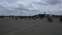 Community Members Enter Defenders of Liberty Air & Space Show at Barksdale Air Force Base