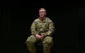 Voices of Strength: Better person, better Soldier