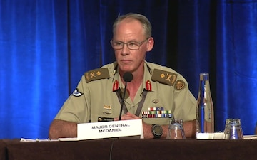 LANPAC Keynote and Panel: Land Forces Increased Interoperability with Allies and Partners