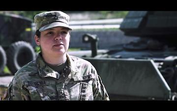 Sapper Steel Soldier speaks on ABV capabilities