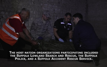 US/UK Medical Field Response Exercise