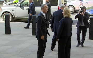 NATO Secretary General Bilateral Meeting with the Secretary of State for Defense of the UK