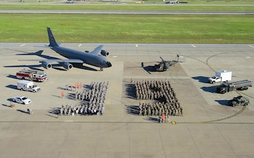 39th Wing Photo Time Lapse