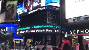 Air Force Pitch Day - Call to Action