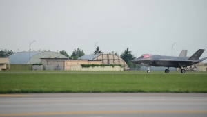 F-35s Arrive at Aviano for Astral Knight