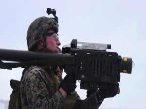 2nd LAAD Stinger Live Fire Range