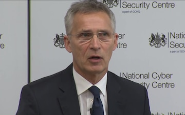 Speech by NATO Secretary General at the Cyber Defence Pledge Conference (Questions and Answers)